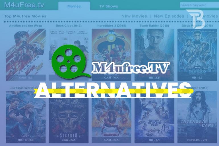 M4uFree Movies – Best Sites Like Movies4uFree Watch Online