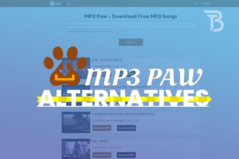Mp3 Paw Alternatives