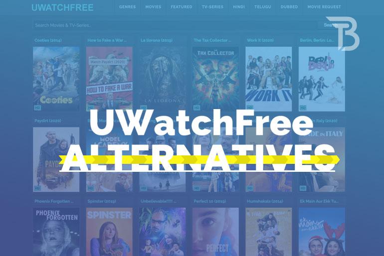 UWatchFree Alternatives